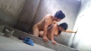 Desi Young Indian Lovers Doggy Style Desi girl Hot Fucking full video