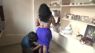 Hot Romantic indian Bhabhi with Her BoyFriend at Hotel room