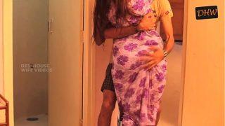 telugu aunty with lover boy bgrade adult short movie 2018