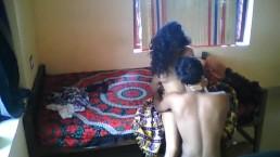 Hot Indian couple hardcore sex