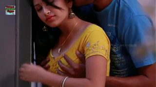 Hot and sexy Telugu bhabhi romance with devar mallu masala clip
