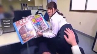 Japanese Office Power Harassment JAV VR Porn360
