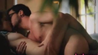 Hot couple Fucking And Sucking Boobs with passion sex