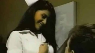 Indian Hot Babe Drilled in hospital sex video