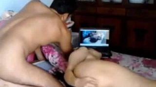 Homemade erotic pornvideo of indian couple full porn