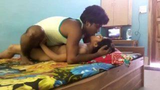 Free Desi porn Bangladeshi teen girl home sex with cousin