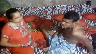 Bangla new sex video mature aunty sex with servant