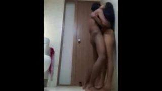 Desi xxx hidden cam porn sex mms of newly wed couple