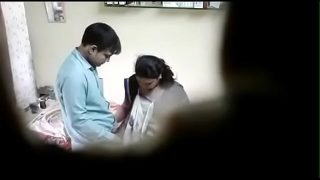 Txxx Indian Hidden cam sex video of Doctor Fucking bhabhi at clinic